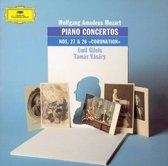 "Mozart: Piano Concertos Nos. 27 & 26 ""Coronation"""
