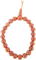 Powerbead Jaspis rood - Edelsteen armband