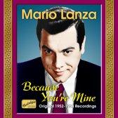 Lanza, Mario: Because You'Re M
