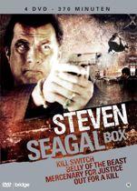 Steven Seagal Box