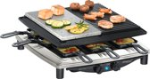 Steba Raclette grill RC 4 Plus Deluxe RVS