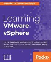 Learning VMware vSphere