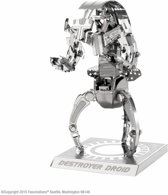 Metal Earth Star Wars Destroyer Droid - 3D-puzzel