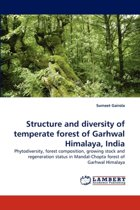 Structure and Diversity of Temperate Forest of Garhwal Himalaya, India