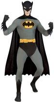 """""""Kostuum van een tweede huid van Batman™ voor volwassenen - Verkleedkleding - Small"""""""