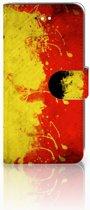 LG K11 Boekhoesje Design Belgische Vlag