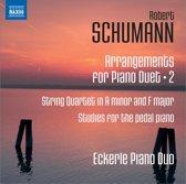 Schumann: Piano Duets 2