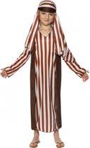 Herder kostuum voor kinderen 115-128 (4-6 jaar)