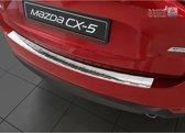 Avisa RVS Achterbumperprotector Mazda CX-5 II 2017- 'Ribs'