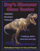 Boy's Dinosaur Chore Tracker