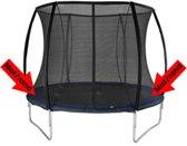 Alert Beschermrand voor Trampoline Zwart 244 cm