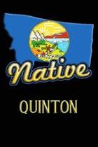 Montana Native Quinton