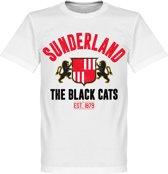 Sunderland Established T-Shirt - Wit - XL