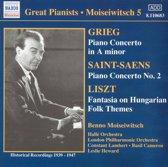 London Philharmonic Orchestra / Moi - Piano Concertos
