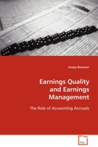 Earnings Quality and Earnings Management