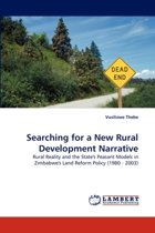 Searching for a New Rural Development Narrative