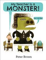 My Teacher is a Monster! (No, I am Not)