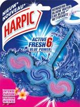 Harpic Active Fresh 6 – Bloemen – Toiletblok – 1 stuk