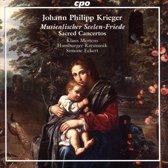 Johann Philipp Krieger: Musicalischer Seelen-Friede; Sacred Concertos