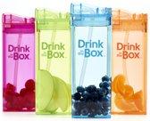 Drinkinthebox  - Large (355ml) - Groen