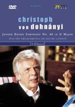 Christoph von Dohnanyi in Rehearsel