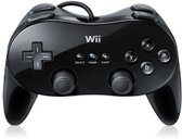 Nintendo Classic Controller Zwart Wii