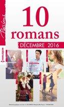 10 romans Passions (n°630 à 634 - Décembre 2016)