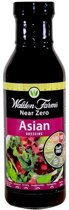 Walden Farms Salad Dressing Per Fles Asian