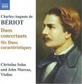 Beriot: Works For Two Violins