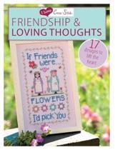 I Love Cross Stitch - Friendship & Loving Thoughts