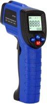 QY Infrarood Thermometer – Temperatuurmeter met laserpointer / draadloos / -50˚C tot + 420 ˚C