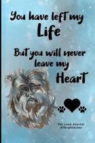 Pet Loss Journal Affenpinscher: Guided Prompt Keepsake Workbook