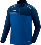 Jako Competition 2.0 Polyesterjack - Sweaters  - blauw kobalt - 164