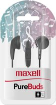 Maxell PureBuds with mic black