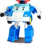 Robocar Poli mini transforming robot - Poli