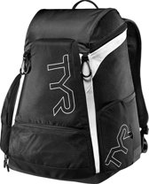TYR Alliance 30L Backpack / Rugzak – Zwart/Wit