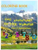 Coloring Book - The Adventures of the Numbers