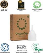 OrganiCup Menstruatiecup - Mini - Biologisch
