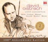 Violinkonzerte; David Oistrak