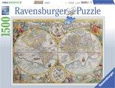 Wereldkaart 1594