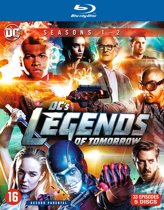 Legends Of Tomorrow - Seizoen 1 t/m 2 (Blu-ray)