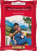 The Unknown Malone (Mills & Boon Vintage Desire)