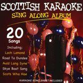Scottish Karaoke Sing Along Album
