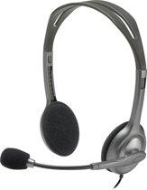 Logitech H110 - Stereo headset