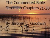 Jeremiah Chapters 21-30