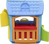 Speelhuis Hobby - Blauw