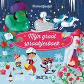 Verhaaltjestijd 0 - Mijn groot sprookjesboek (roze)