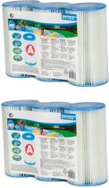 Intex filter cartridge - Type A (dubbel triple pack )
