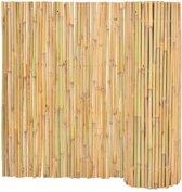 vidaXL Tuinhek 300x100 cm bamboe