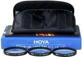 Hoya Filter Close-Up Set (+1, +2, +4), HMC II - 55mm